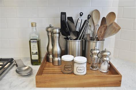 how to organize kitchen counter 65 ingenious kitchen organization tips and storage ideas 7297