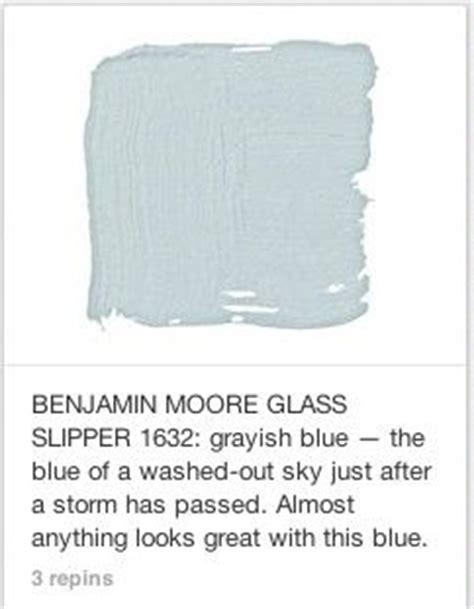 benjamin glass slipper summer project