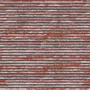 Dirty wood siding texture seamless 09163