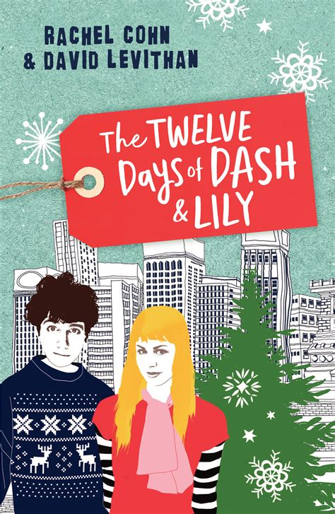 The Twelve Days Of Dash And Lily  David Levithan And Rachel Cohn  9781760293826 Allen