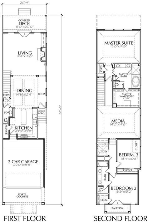 townhomes plans townhouse development design brownstones rowhou preston wood associates