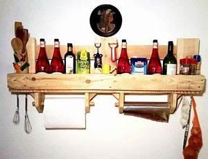 Küchen Wandregal Holz : einfachfuerdich m bel aus paletten k chen wandregal lang m bel aus europaletten holz ~ Frokenaadalensverden.com Haus und Dekorationen