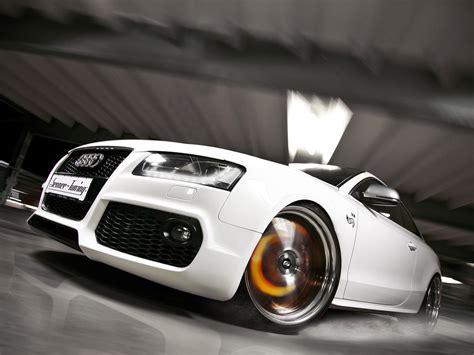 09 Audi S5 by Senner Audi S5 White Beast 2010 Senner Audi S5 White Beast