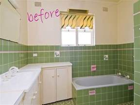 painting bathroom tile for the home