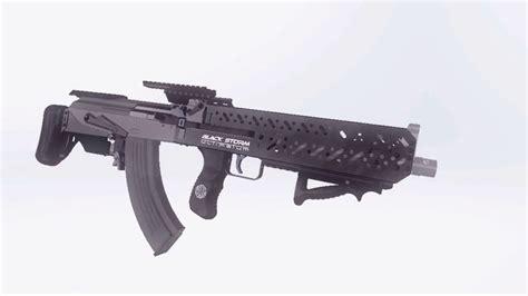 Bullpup System Kit To Ak 47, Ak 74, Aks