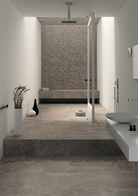 Modern Bathroom Tiles Perth by Look Tiles Tribeca Hudson Contemporary