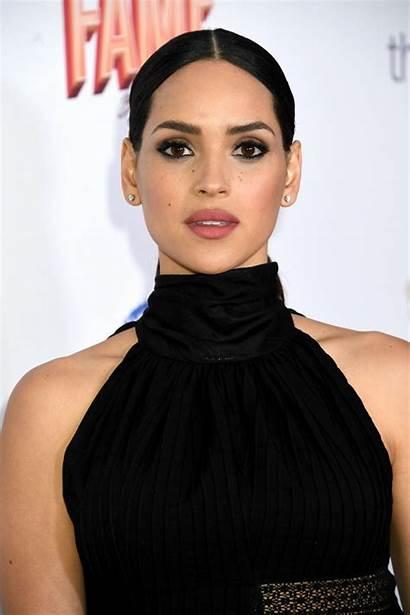 Adria Arjona Beauty Awards Hollywood Los Angeles