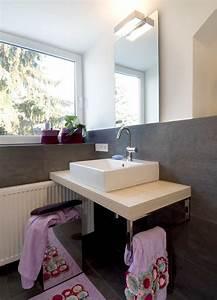 Waschtisch Holz Aufsatzwaschbecken : die besten 25 waschtisch mit aufsatzwaschbecken ideen auf ~ Michelbontemps.com Haus und Dekorationen