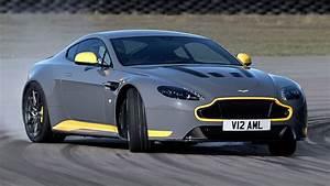 Manual Gearbox Confirmed For 2017 Aston Martin V12 Vantage