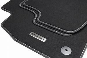 tapis de sol pour voiture et logo en acier inoxydable pour With tapis sol audi a3