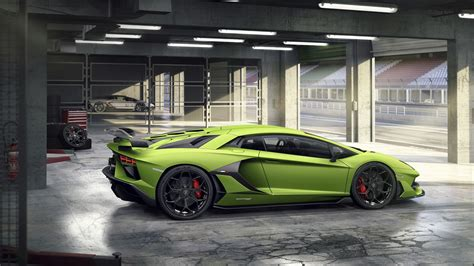 lamborghini aventador svj   wallpaper hd car