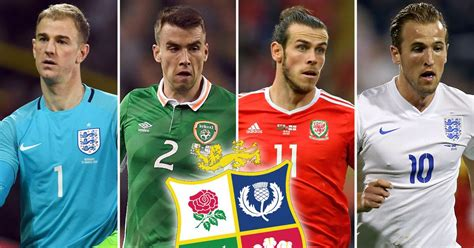 British and Irish Lions football squad: Which players ...