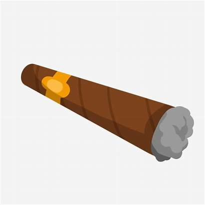 Cigar Simple Opened Psd Clipart Cartoon Commercial