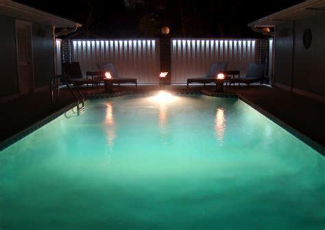 LED Pool Fence Lighting