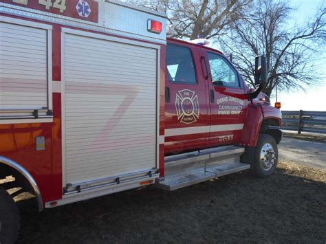Saturday Morning Fire Destroyed A Grand Junction Home