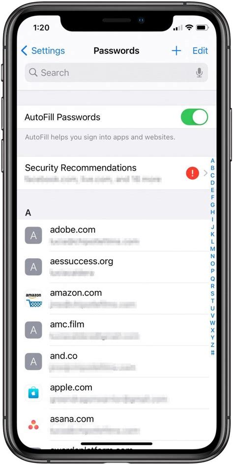 Did you know that you can save credit card info into safari to make quick purchases from iphone or ipad? How to View Saved Passwords on Your iPhone