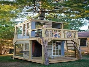 Cool Kids Tree House Luxury Tree Houses, tiny house ...