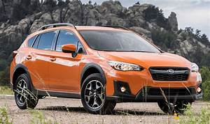 2020 Subaru Crosstrek Black Colors  Release Date  Changes
