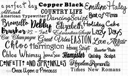 Fonts Script Cricut Commercial Personal Cursive Font