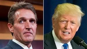 Trump Clashes With Arizona GOP Senator in Closed-Door ...