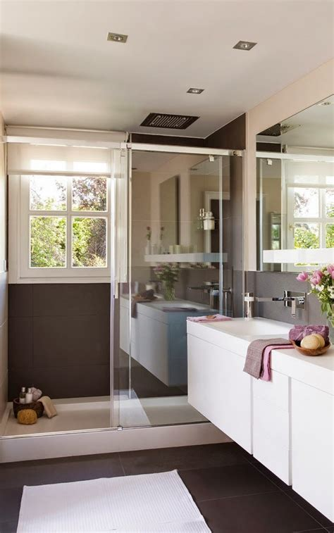 Modern Bathroom Door Ideas by 15 Great Ideas For Modern Bathroom Designs With Glass Shower