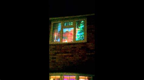 atmosfearfx santa window projector youtube