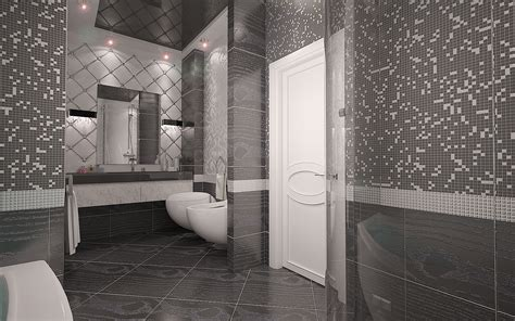 Tile Bathroom Walls Or Not by 21 Unique Bathroom Tile Designs Ideas And Pictures 2019