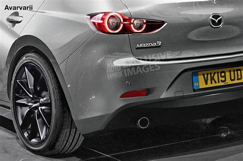 Así Se Verá El Próximo Mazda 3 2020, Más Refinado Y Con