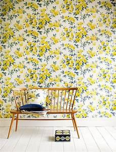 Decorating With Botanical Wallpaper: 31 Beautiful Ideas ...