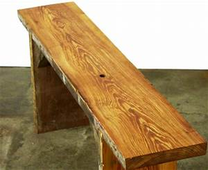 Woodworking Classes Chicago - Rustic Bench Making Dabble