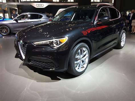 Alfa Romeo Stelvio To Take On Bmw X3