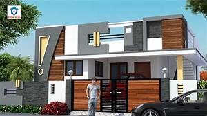 Best, Indian, Single, Floor, House, Elevation, Images