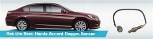 Honda Accord Oxygen Sensor - O2 Sensor - Replacement Denso Bosch Walker
