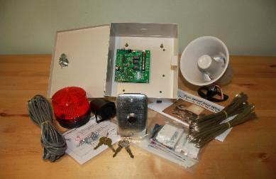 Shed Alarm Systems by Shed Alarm Kit That Runs On 12v Dc By Sun Wind And Wire