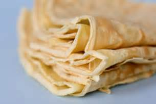 Sweet Crepes Recipe