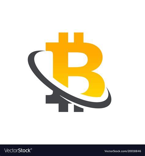 Download 1,446 bitcoin free vectors. Bitcoin logo icon Royalty Free Vector Image - VectorStock