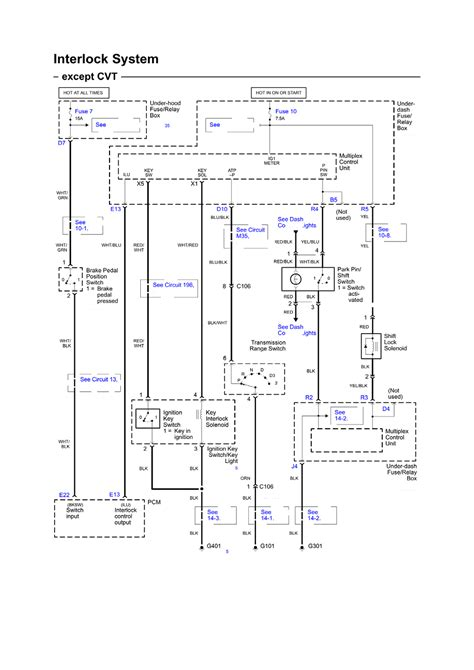 repair guides wiring diagrams wiring diagrams 11 of 136 autozone