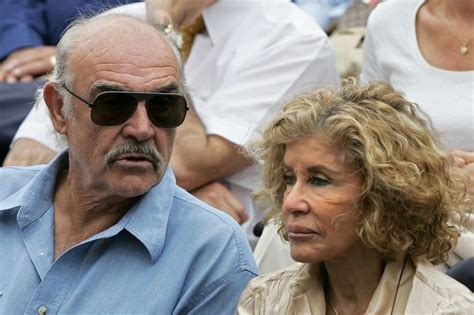 Sean Connery's Wife Facing Trial Over Alleged Multi