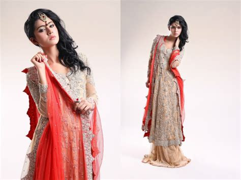 Wedding Dresses For Girls : Most Beautiful Pakistani Wedding Dresses For Girls
