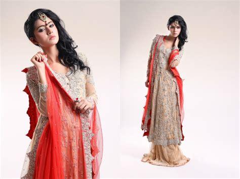 Wedding Dresses Pakistani : Most Beautiful Pakistani Wedding Dresses For Girls