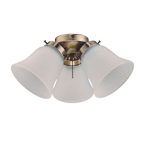 3 light ceiling fan light kit westinghouse 3 light ceiling fan light kit 7781400 the
