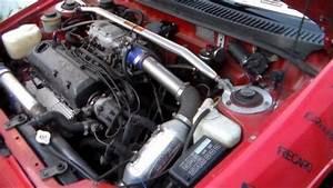 Turbo Charade Detomaso Overview
