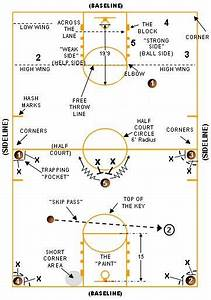 31 Basketball Court Diagram With Labels