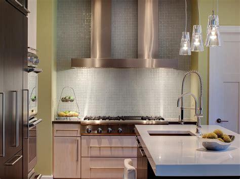 modern kitchen backsplashes pictures ideas from hgtv hgtv