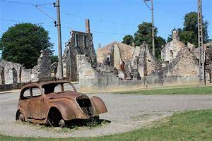 Afbeeldingsresultaten voor oradour sur glane