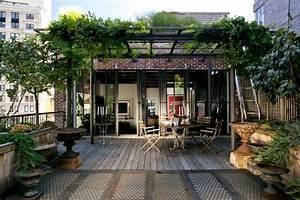 Haus Mit Dachterrasse : dachterrasse in new york bild 24 sch ner wohnen ~ Frokenaadalensverden.com Haus und Dekorationen