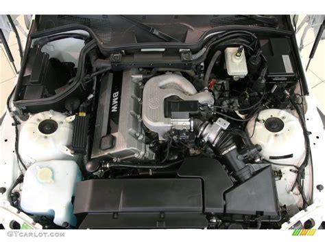 1998 Bmw Z3 1.9 Roadster Engine Photos