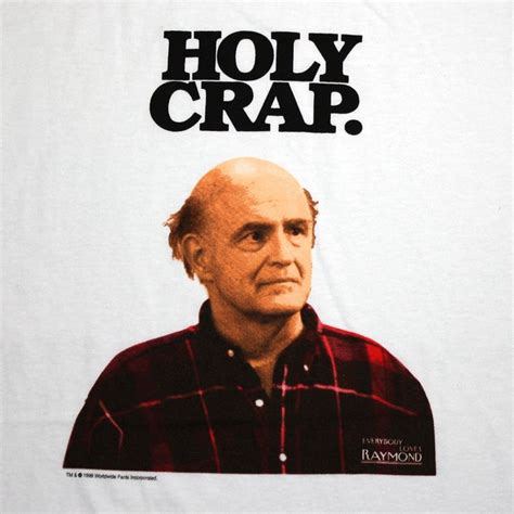 Holy Crap Meme - frank barone holy crap a tribute to everybody loves raymond pinterest posts peter boyle