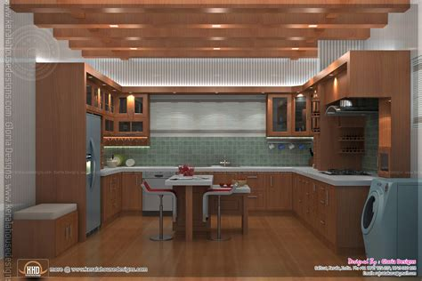 Home Interior Remodeling : Home Interior Designs By Gloria Designs, Calicut