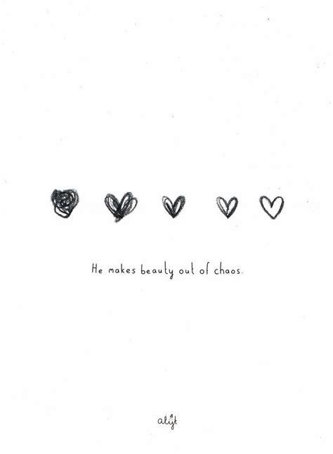 He makes beauty out of chaos. #Godisgood #beautyoutofchaos